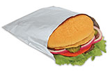 Foil Sandwich & Hot Dog Bags