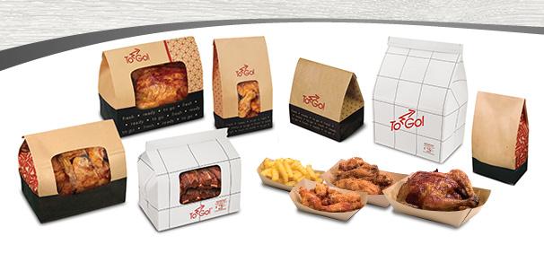 Togo Hot Meal Packaging 171 Bagcraft